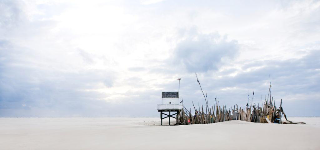 Vliehors natuurgebied Vlieland - Westcord Hotels