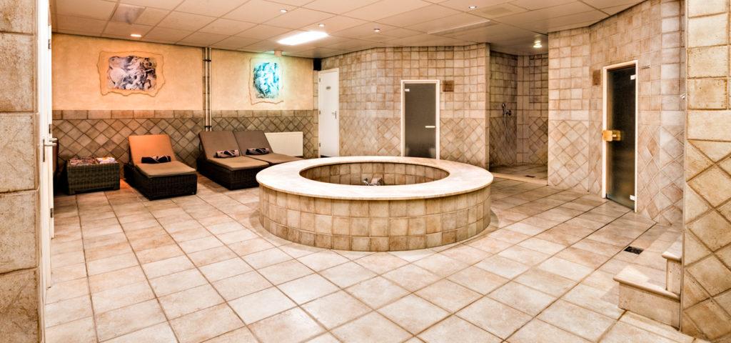 Wellness faciliteiten in WestCord ApartHotel Boschrijck - Westcord Hotels