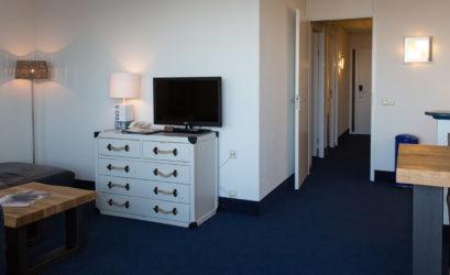 Familien-Suite Meeresseite - WestCord Hotels