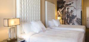 Wilheminapier Twin Kamer Hotel New York - Westcord Hotels