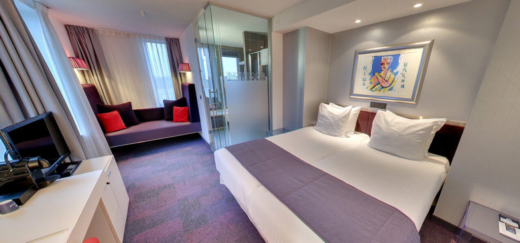 Large Design Zimmer - WestCord Hotels