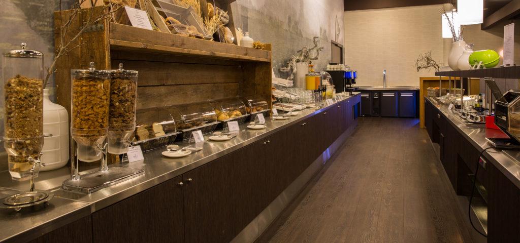 Ontbijt WestCord WTC Hotel Leeuwarden - Westcord Hotels