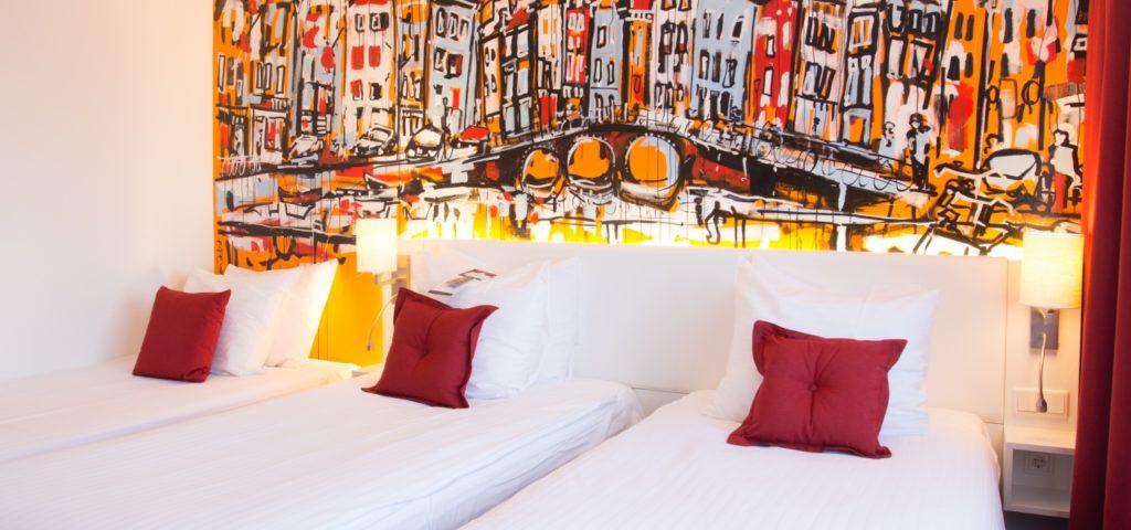 triple room, 3 persons Art Hotel Amsterdam - Westcord Hotels