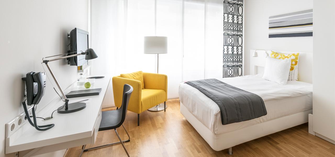 Comfort Einzelzimmer - WestCord Hotels