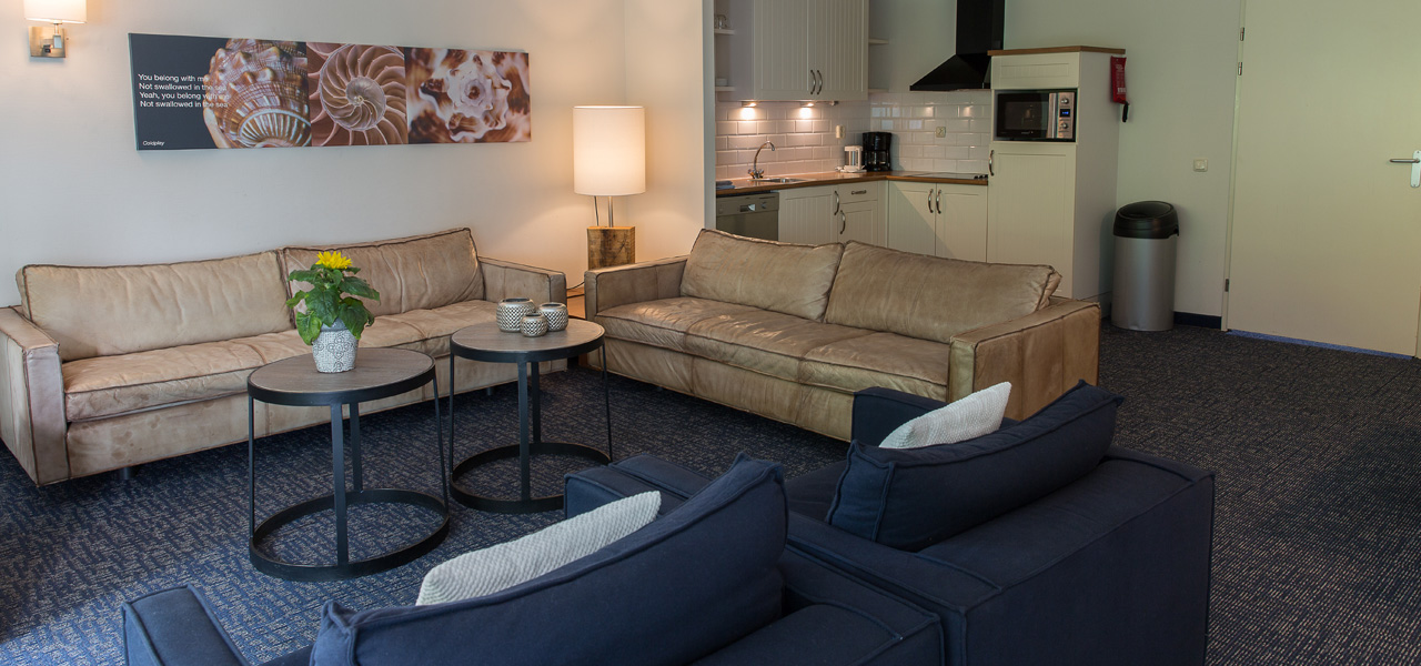 Apartment Extra Large - WestCord Hotels