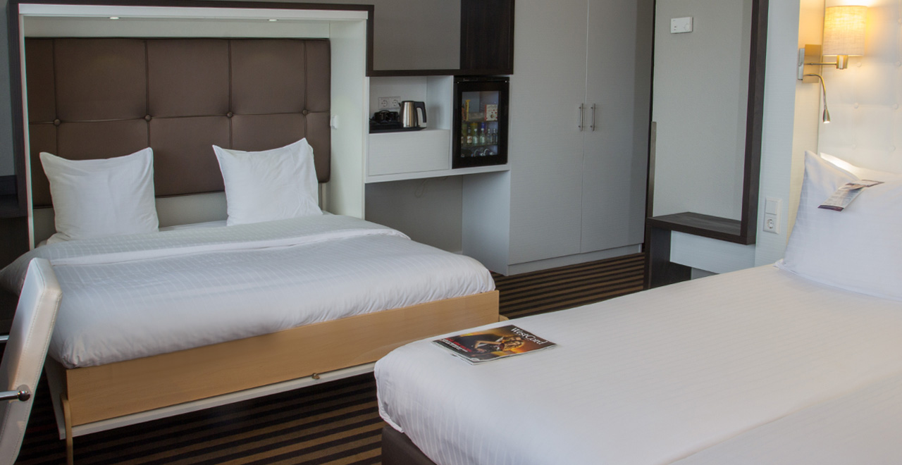 XL Triple Zimmer - WestCord Hotels