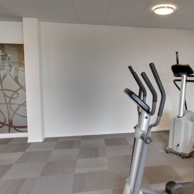 360º foto Fitness Strandhotel Seeduyn