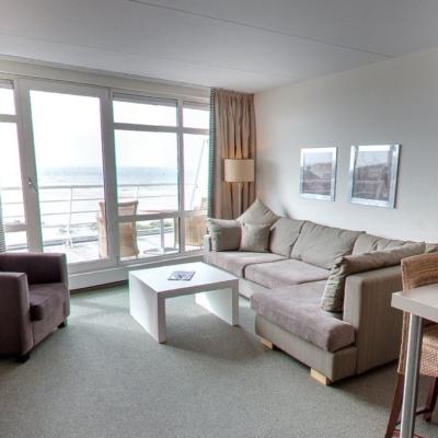 360º foto van der Schoot Suite Strandhotel Seeduyn
