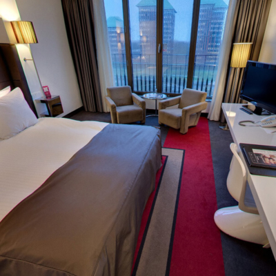 360º foto Large Fashion Double Room Fashion Hotel Amsterdam