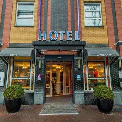 360º foto buitenzijde WestCord City Centre Hotel Amsterdam