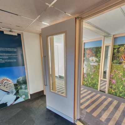 360º foto Atrium Vlinderstichting Hotel Schylge