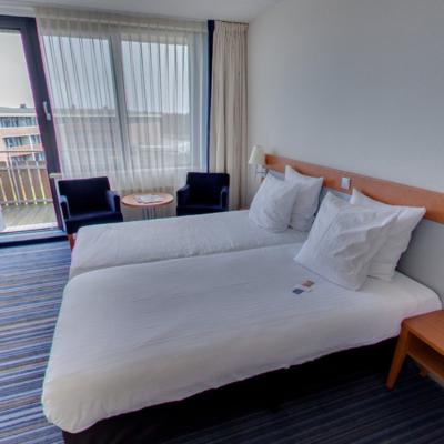 360º foto Comfort Kamer WestCord Hotel Noordsee