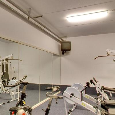 360º foto Fitness ApartHotel Boschrijck