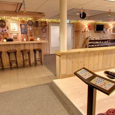 360º foto Juttersbar en Bowling Strandhotel Seeduyn