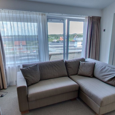 360º foto Suite Landzijde Strandhotel Seeduyn