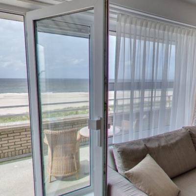 360º foto Superior Zeezijde Balkon Strandhotel Seeduyn