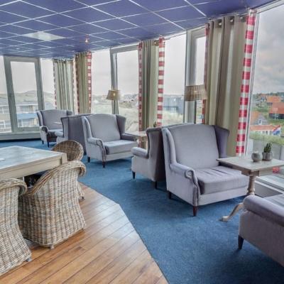 360º foto Vuurtoren Lounge Strandhotel Seeduyn