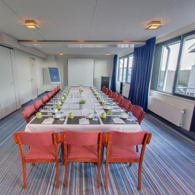 360º foto zaal 'Waddenzee' WestCord Hotel Noordsee