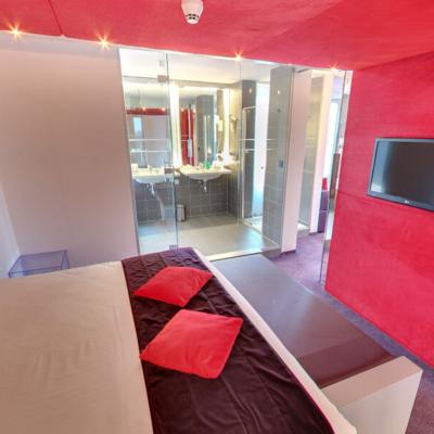 360º foto Bruidssuite Art Hotel Amsterdam ****
