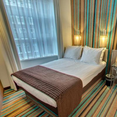 360º foto Double Kamer met city view WestCord City Centre Hotel Amsterdam