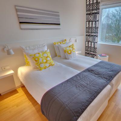 360º foto Tweepersoonskamer 'Graphic' WestCord Hotel Delft