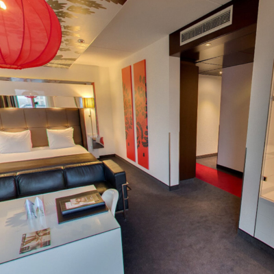 360º foto Royal Suite Fashion Hotel Amsterdam