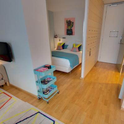 360º foto Studio 'Colour' WestCord Hotel Delft