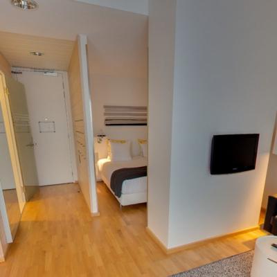 360º foto Studio 'Graphic' WestCord Hotel Delft