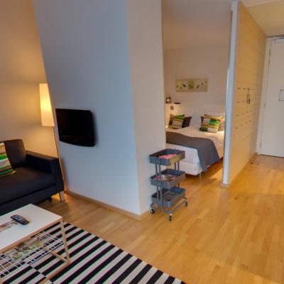 360º foto Studio 'Groen' WestCord Hotel Delft