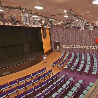 360º foto balkon Theatre ss Rotterdam