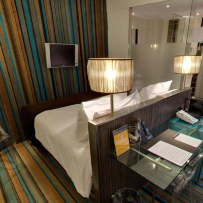 360º foto Twin Kamer WestCord City Centre Hotel Amsterdam