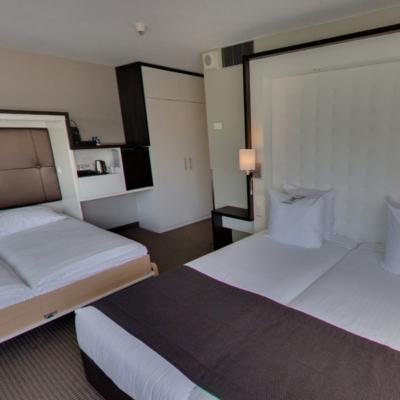 360º foto XL Triple Room Art Hotel Amsterdam ****