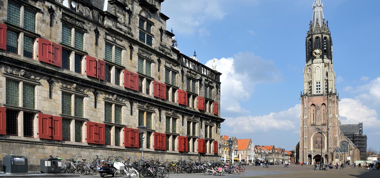 Geschichte in Delft erleben